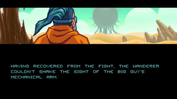 Way of the Passive Fist | Scene