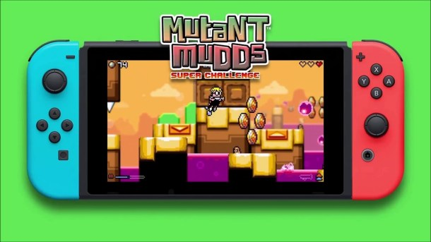 Mutant Mudds Collection | Portable