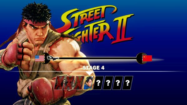 Street Fighter V: Arcade Edition | Old School