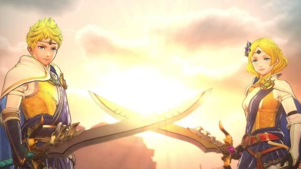 Fire Emblem Warriors | Twins