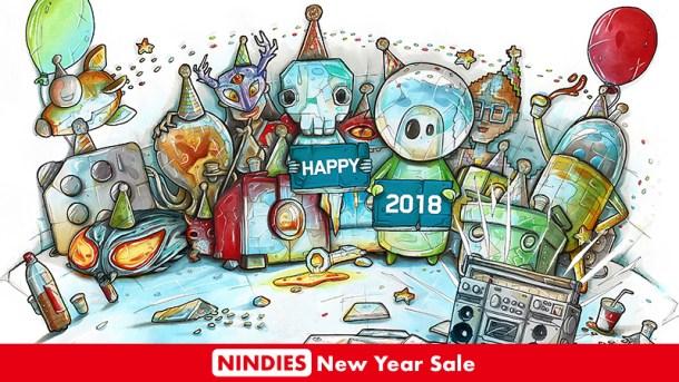 Nindies 2018 sale