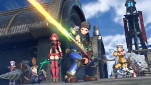 Xenoblade Chronicles 2 Best Hero Rex