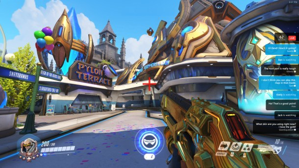 Caffeine | In-game overlay