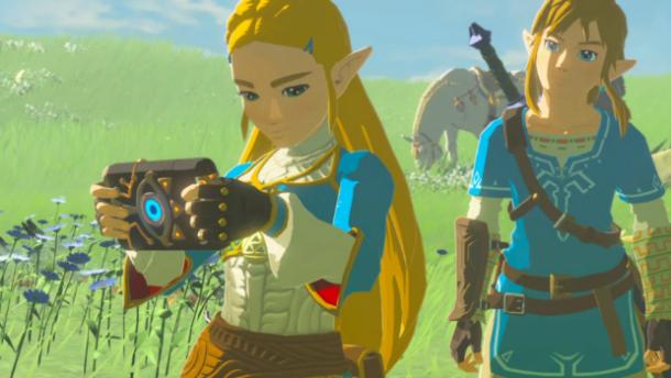 BOTW | Zelda & Link