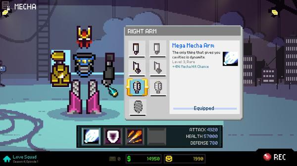 Chroma Squad | Build