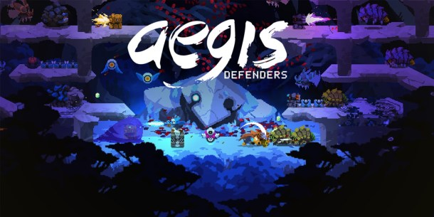 Nintendo Download | Aegis Defenders