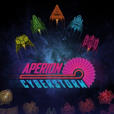 Aperion Cyberstorm | title