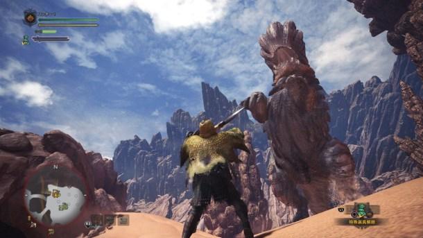 Monster Hunter World | Barroth