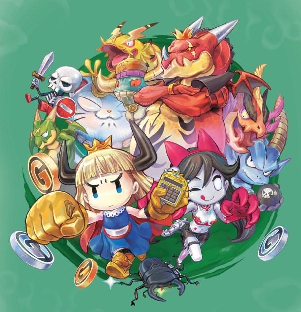 Nintendo Download | Penny-Punching Princess
