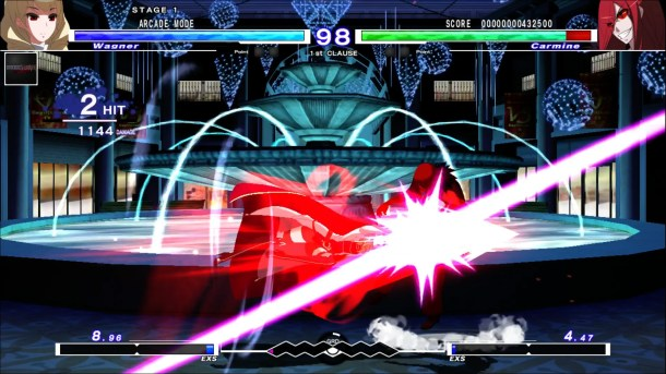 Under Night In-Birth Exe:Late[st] Kugel Blitz
