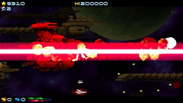 Super Hydorah | Galactic Inferno