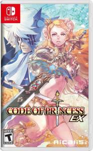 Code of Princess EX box art