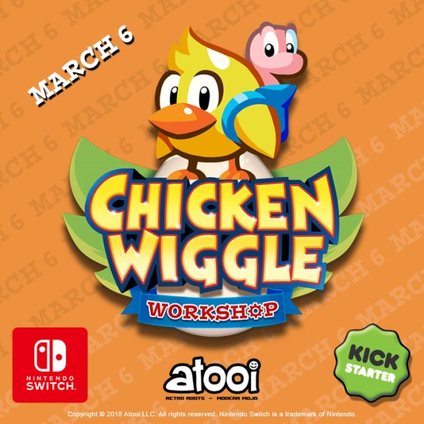 Crowdfunding Spotlight | Chicken Wiggle Workshop