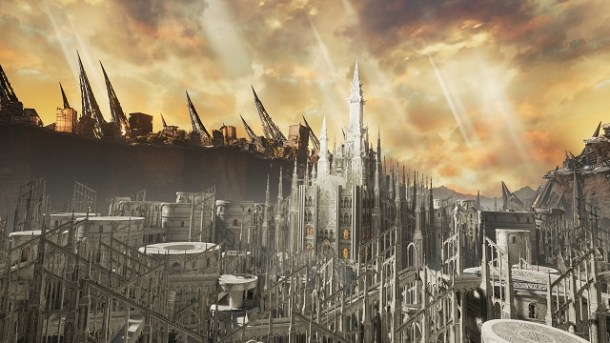 Code Vein | Cathedral