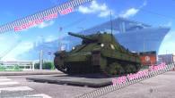 Girls Und Panzer Dream Tank Match   P40