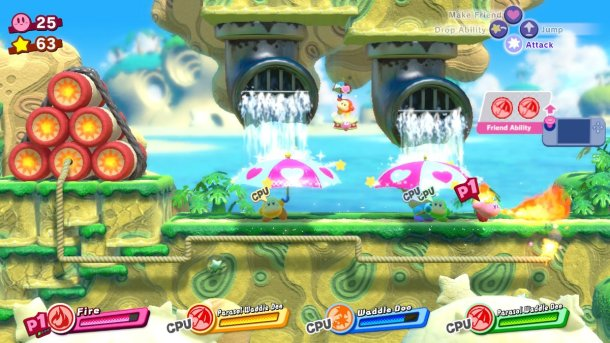 Kirby Star Allies | Puzzles