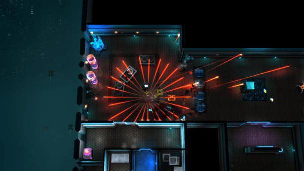 Neon Chrome | Blast