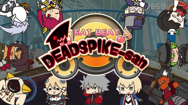 Nintendo Download | Eat Beat Deadspike-san