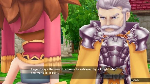 Secret of Mana Remake   Graphics