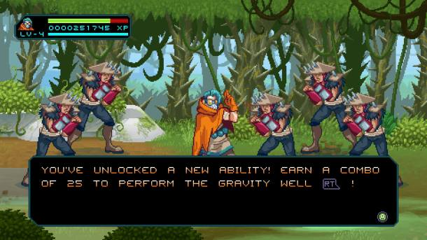 Way of the Passive Fist   Leveling