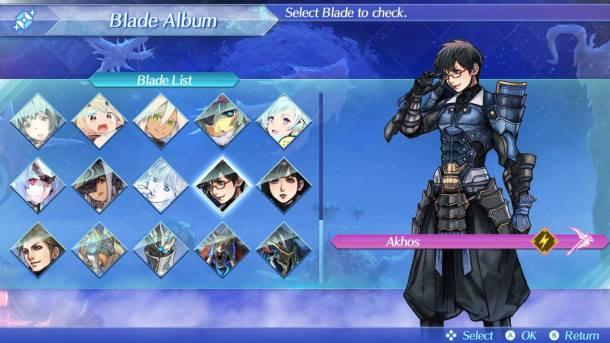 Xenoblade Chronicles 2 DLC 1.3   New Blades