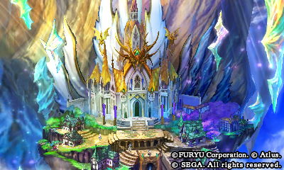 Alliance Alive | Crystal Realm