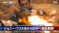 Earth Defense Forces 5 x Starship Troopers: Red Planet