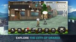 DanMachi: Memoria Freese   Screenshot 2