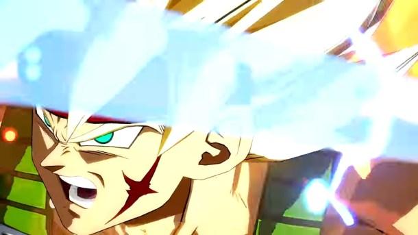 Dragon Ball FighterZ Bardock super