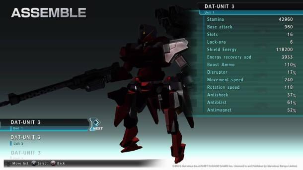 Assault Gunners HD Edition | Mech