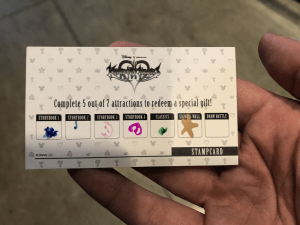 Kingdom hearts Union | Card