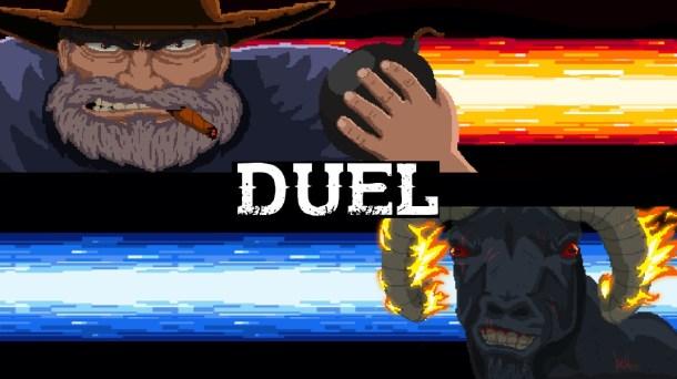 Bombslinger | Duel Screen