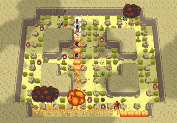 Bombslinger | Multiplayer Match