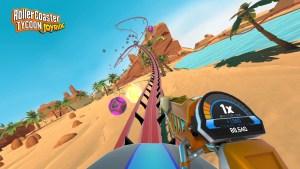 RollerCoaster Tycoon Joyride | Track