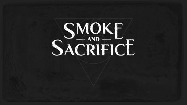 Smoke and Sacrifice | Logo