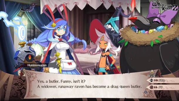 Witch and the Hundred Knight 2 | Drag Queen