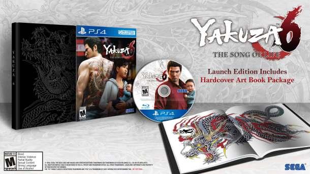 Yakuza 6 | Launch Edition