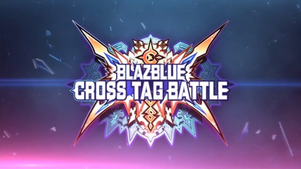 BlazBlue Cross Tag Battle | trailer logo