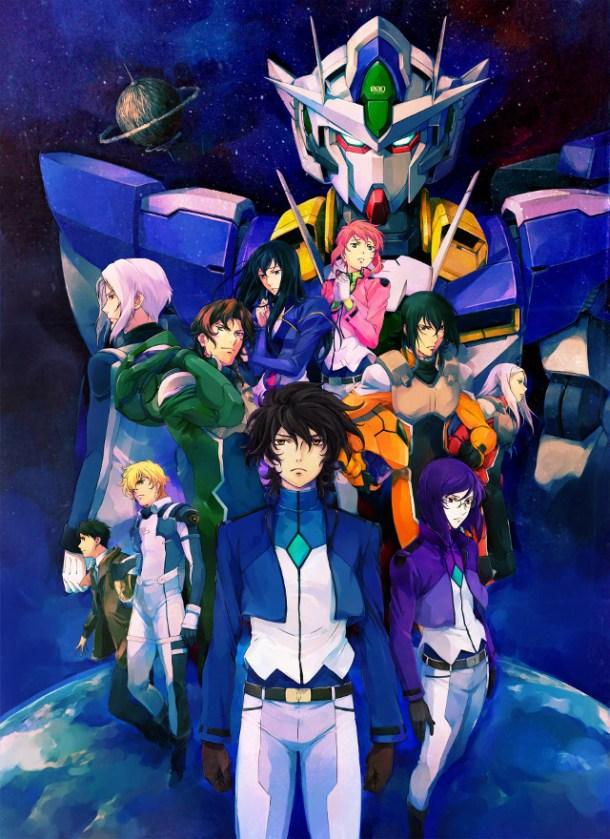 Gundam 00 | Visual