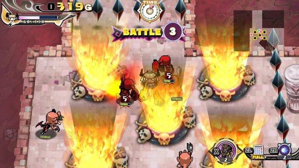 Penny Punching Princess | Fire