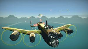Bomber Crew | Under fire