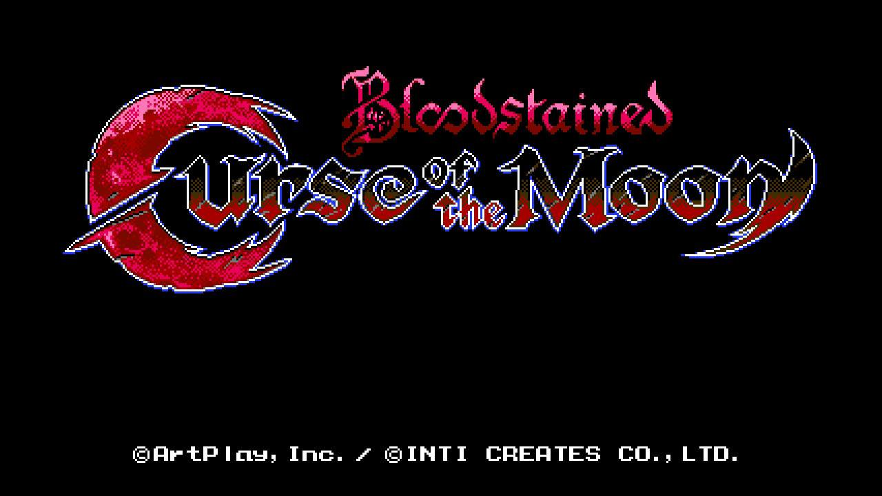 bloodstained curse of the moon release date