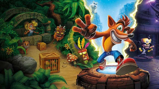 Crash Bandicoot | Featured Image