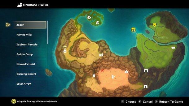 Earthlock | Map
