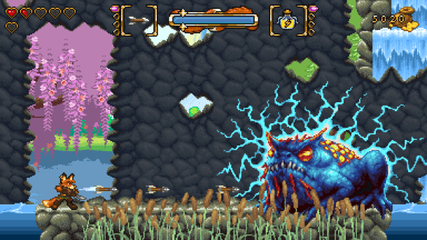 FOX n FORESTS | Boss