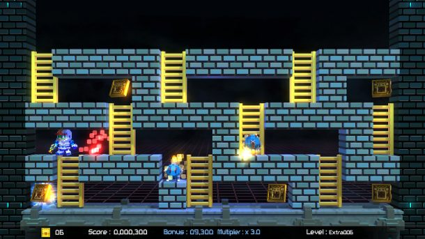 Lode Runner: Legacy | A new bomb enemy