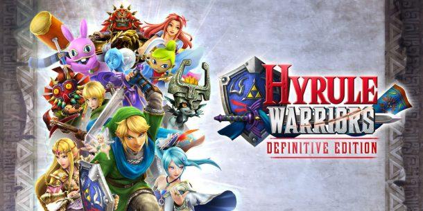 Nintendo Download | Hyrule Warriors Definitive Edition