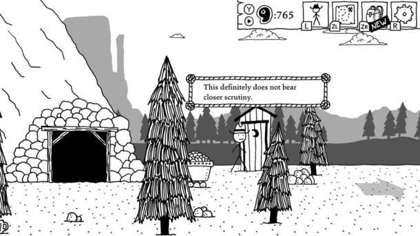 West of Loathing | Bear