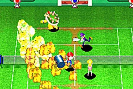 Mario Tennis: Power Tour, Game Boy Advance, 2005