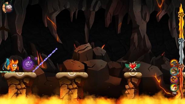 Arcade Islands | Lava Bridge Builder